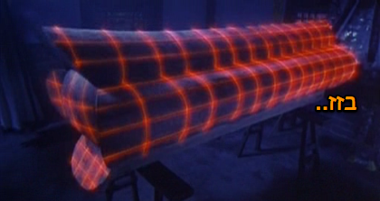 מחסום כוח רב מימדי אנטי אנטרופי ערפדים