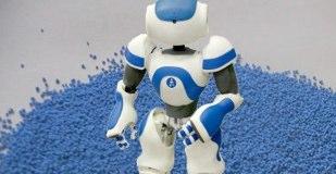 אבקת רובוטים