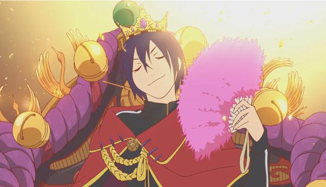 יאטו חולם להיות אל חשוב
